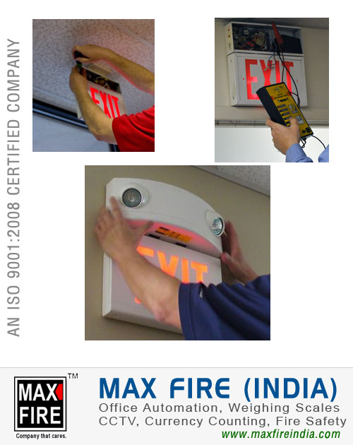 Fire Emergency Lighting Inspection