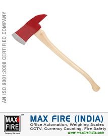 Fire Man Axe
